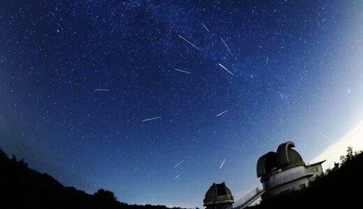 ペルセウス流星群は関西での観測可能?観測時間や方法も調査