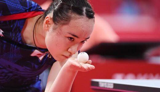 東京オリンピック2020卓球女子シングルス伊藤美誠|決勝の対戦相手はライバル?
