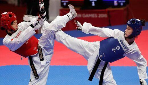 東京オリンピック2020テコンドー女子49㎏級山田美諭の対戦相手は誰?試合結果も