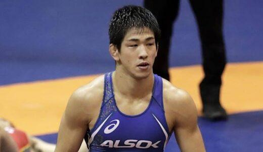 東京オリンピック2020レスリング屋比久翔平 準決勝の対戦相手は?